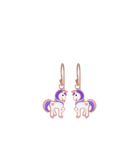 Poniga rippuvad kõrvarõngad