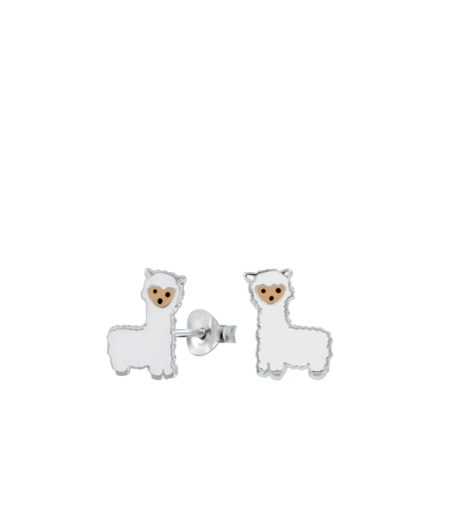 Alpakaga kõrvarõngad