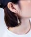 Pikad rippuvad kõrvarõngad