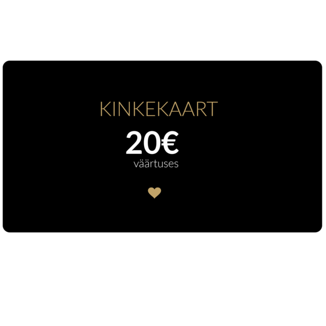 20€ kinkekaart