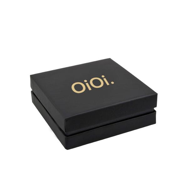OiOi logoga luksuslik suur kinkekarp