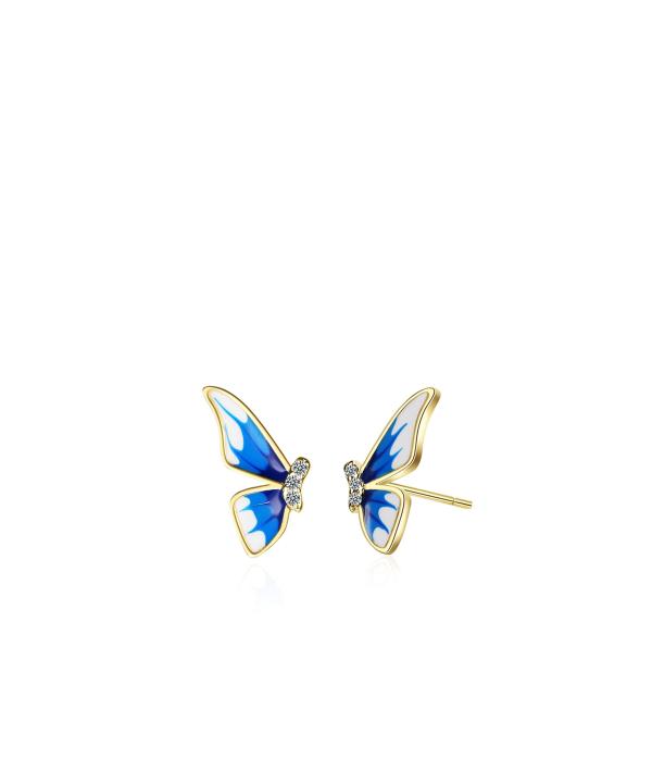 Taevasinised liblikakujulised kõrvarõgad