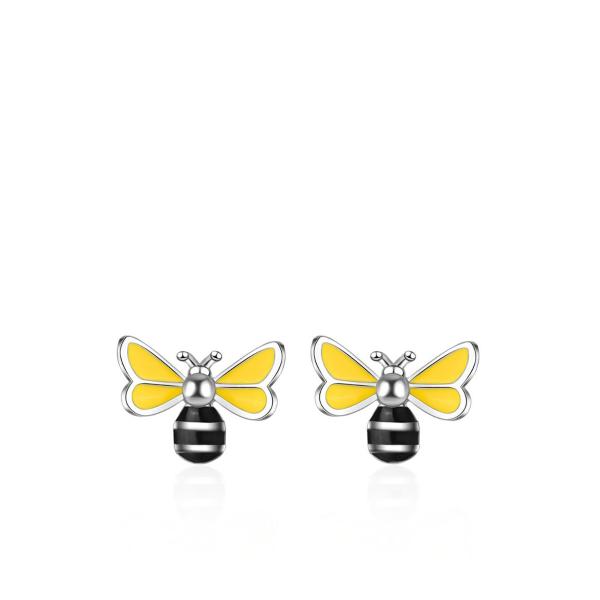Mesilasega kõrvarõngad